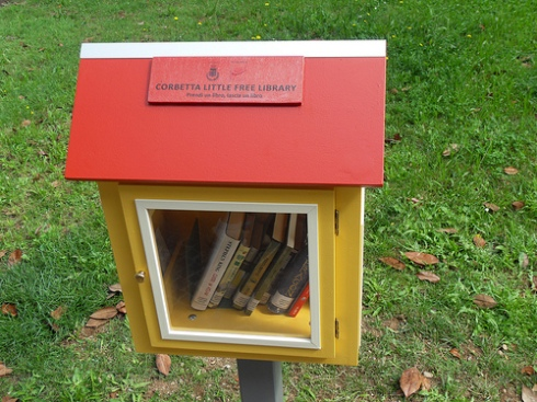 La Corbetta Little Free Library