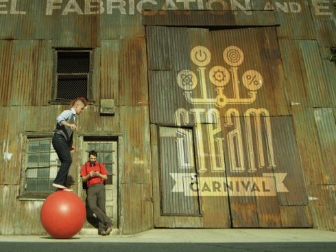 Un'immagine dello STEAM Carnival